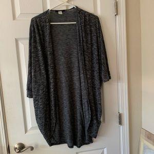 Long light cardigan